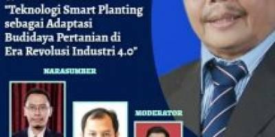 Webinar Series 2 Jurusan/Program Studi Agroekoteknologi Fakultas Pertanian Univereitas Jambi